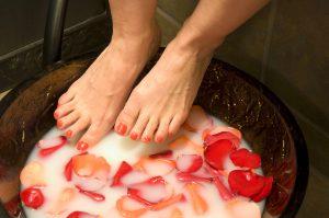 Fresh Feet foot bath
