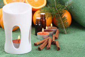 Seasonal Essential Oil Blends