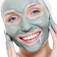 Facial Clay Mask for Mature Skin