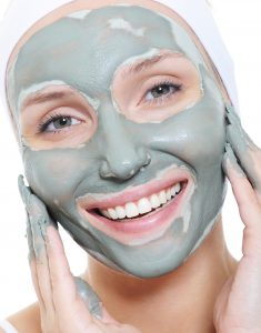 Facial Clay Mask for Acne